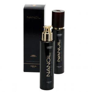 Nanoil - olejek pielęgnujący włosy i skórę głowy